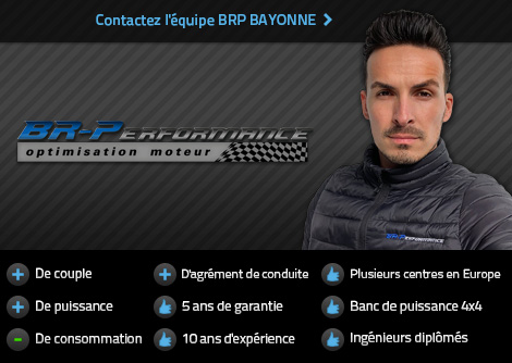 Map BR-Performance Bayonne