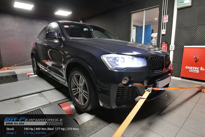 bmw x4 f26 xdrive 20d stage 1 br performance paris. Black Bedroom Furniture Sets. Home Design Ideas