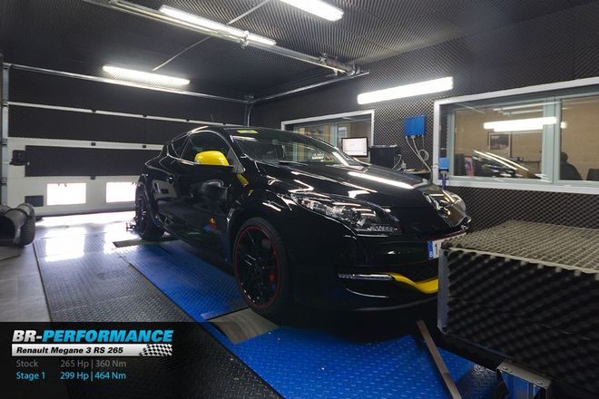 renault megane megane 3  ph2  rs 2 0t stage 1