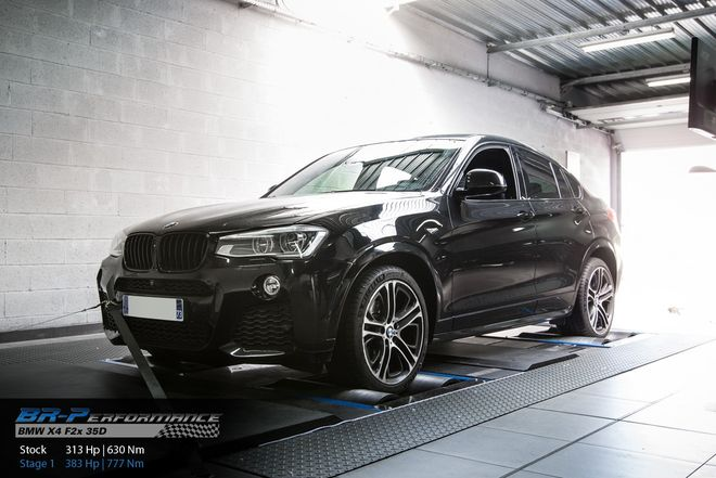 bmw x4 f26 xdrive 35d stage 1 br performance paris. Black Bedroom Furniture Sets. Home Design Ideas