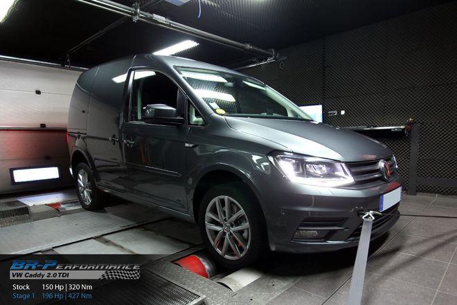 volkswagen caddy 2 0 tdi stage 1 br performance paris. Black Bedroom Furniture Sets. Home Design Ideas